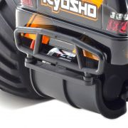AUTOMODELO KYOSHO 1:10 RC EP RS MONSTER TRACKER 2WD LARANJA RÁDIO KT232P
