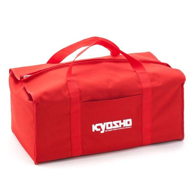 BOLSA KYOSHO 87619 CARRYING CASE RED