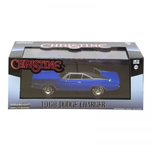 Dodge Charger 1968  Christine 1:43 Greenlight