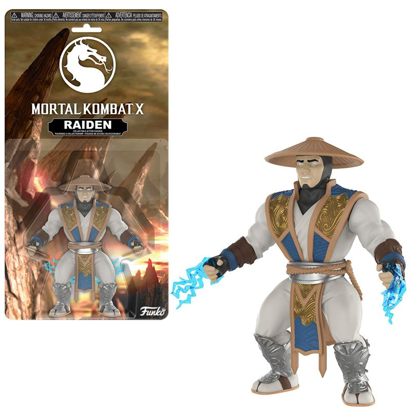 Funko Action Mortal Kombat X Raiden