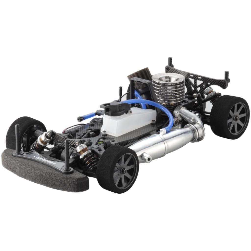 AUTOMODELO KYOSHO 1:10 RC KIT V-ONE R4 SP 4WD