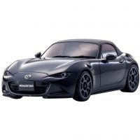 Automodelo Kyosho 1:27 Rc Ep Mini-Z Awd Sports Ma-020S Rs Mazda Roadster Preto Rádio Kt19