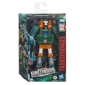 Transformers Hoist Earthrise War For Cybertron Trilogy Hasbro